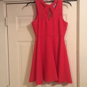 Selling my beautiful red dress.